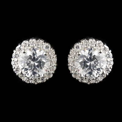 Dominic Bridal Earrings