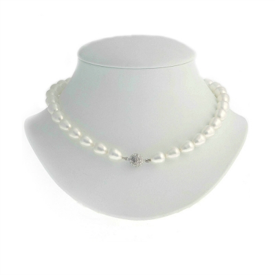 Rylie Pearl Bridal Necklace