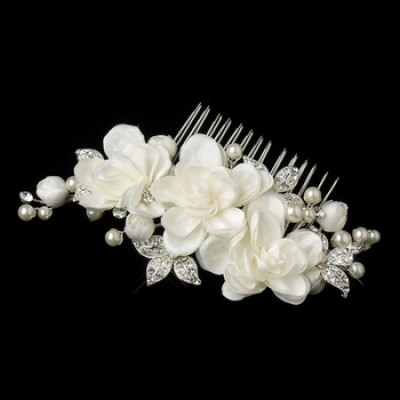 Bernadette Bridal Headpiece