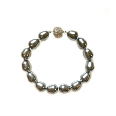 Piper Pearl Bracelet (Small Pearl)