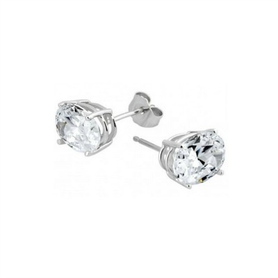 Honor Sterling Silver Bridal Earrings
