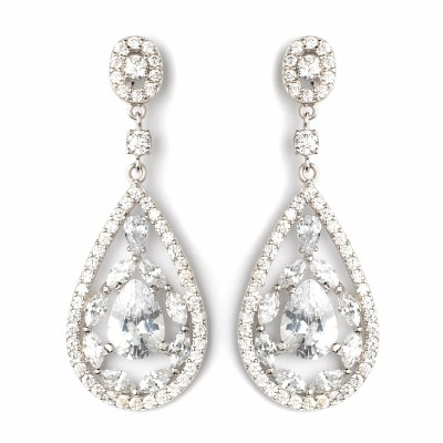Penelope Bridal Earrings