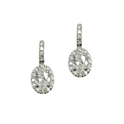 Spencer Bridal Earring