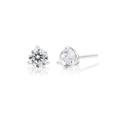 Sophie Bridal Stud Earrings (5mm)