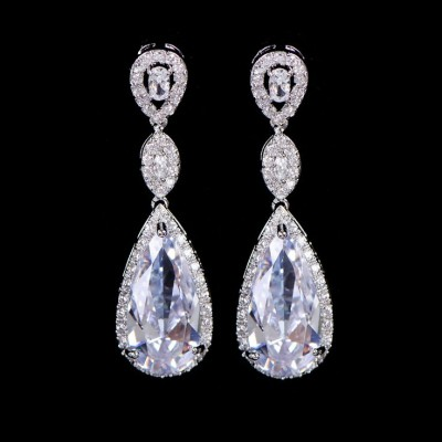 Raffaela Bridal Earrings