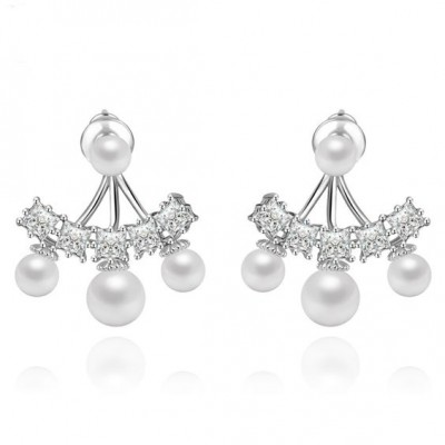 Serena Bridal Earrings
