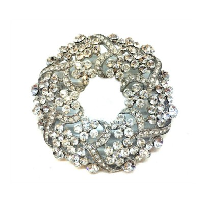 Kayla Bridal Brooch