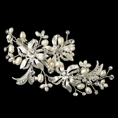 Joelle Bridal Headpiece
