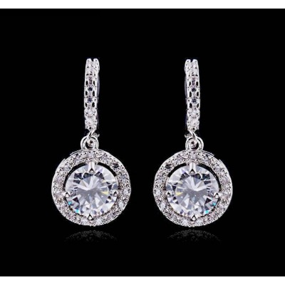 Stephanie Bridal Earrings