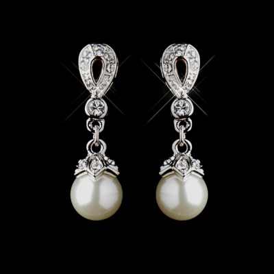 Seymour Bridal Earring
