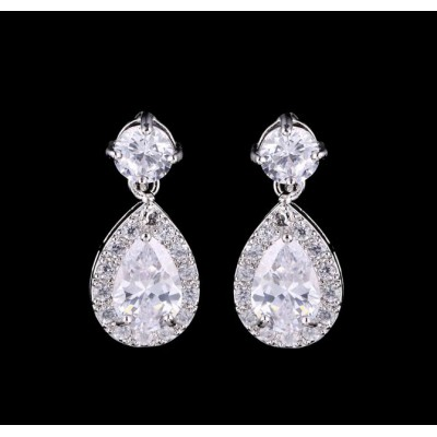 Franklyn Bridal Earrings