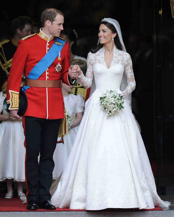 Inspiration: Royal Wedding Style (With Bridal Jewellery To Match!)